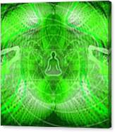 Cosmic Spiral Ascension 24 Canvas Print