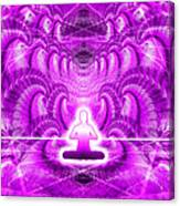 Cosmic Spiral Ascension 29 Canvas Print
