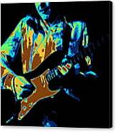 Cosmic Tones From Mick Canvas Print