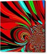 Cosmic Wimpout 1980 Canvas Print