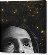 Cosmos- Carl Sagan Canvas Print