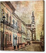 Cotacachi Morning Canvas Print