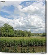 Cotswold Landscape Canvas Print