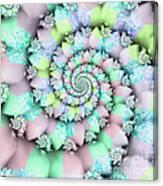 Cotton Candy I Canvas Print