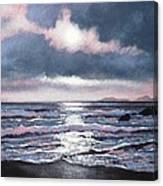 Coumeenole Beach  Dingle Peninsula  Canvas Print