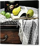 Counter Productive Canvas Print