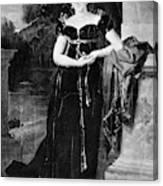 Countess Marie L Canvas Print