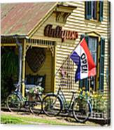 Country Antiques Canvas Print