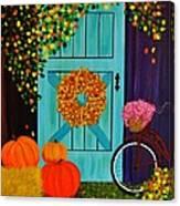 Country Autumn Canvas Print