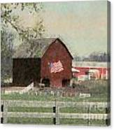 Country Collectionone Canvas Print