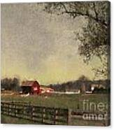 Country Collections Two Canvas Print