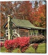 Country Cottage II Canvas Print