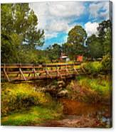 Country - Country Living Canvas Print