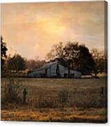 Country Heirloom Canvas Print