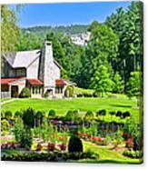 Country Inn Canvas Print