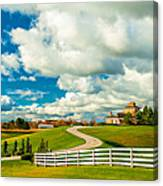 Country Living Painted Canvas Print