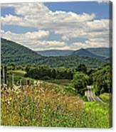Country Roads Take Me Home Canvas Print