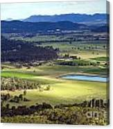 Country Scenic Canvas Print