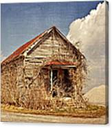 Country Schoolhouse  Canvas Print