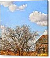 Country Smell Canvas Print