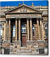 County Sessions House Canvas Print