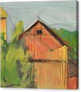County Tt Canvas Print