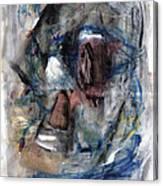 Courtship Canvas Print