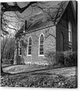 Cove Presbyterian Church Canvas Print