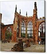 Coventry Cathedral 6003 Canvas Print