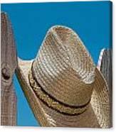 Cowboy Days Canvas Print