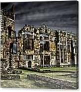 Cowdry Ruins Canvas Print