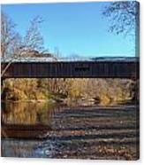 Cox Ford Bridge Canvas Print