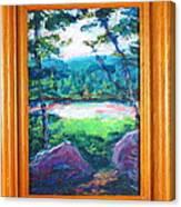 Cox Hollow Canvas Print
