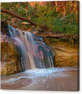 Coyote Gulch Falls Canvas Print