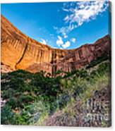 Coyote Gulch Sunset - Utah Canvas Print