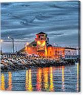 Crab Shack Seafood Restaurant Canvas Print