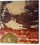 Cranberry Season Canvas Print