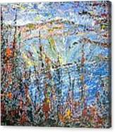 Crater Lake - 1997 Canvas Print