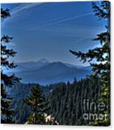 Crater Lake 3 Canvas Print