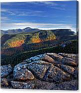 Crawford Early Morning - Looking North Canvas Print