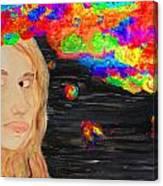 Creative Mind Canvas Print