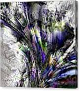 Creative Flow Canvas Print