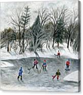 Credit River Dreams Canvas Print