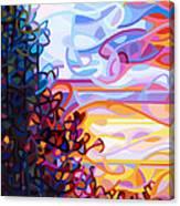 Crescendo Canvas Print