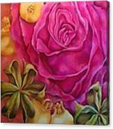 Crespon Canvas Print