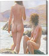 Crimean Heat Canvas Print