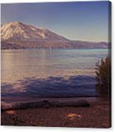 Crisp And Clear Canvas Print