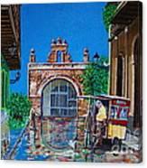 Capilla De Cristo - Old San Juan Canvas Print