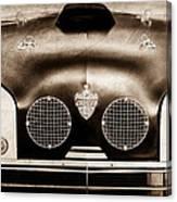 Crosley Front End Grille Emblem Canvas Print