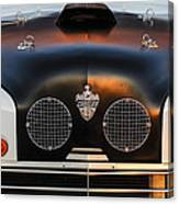 Crosley Front End Canvas Print